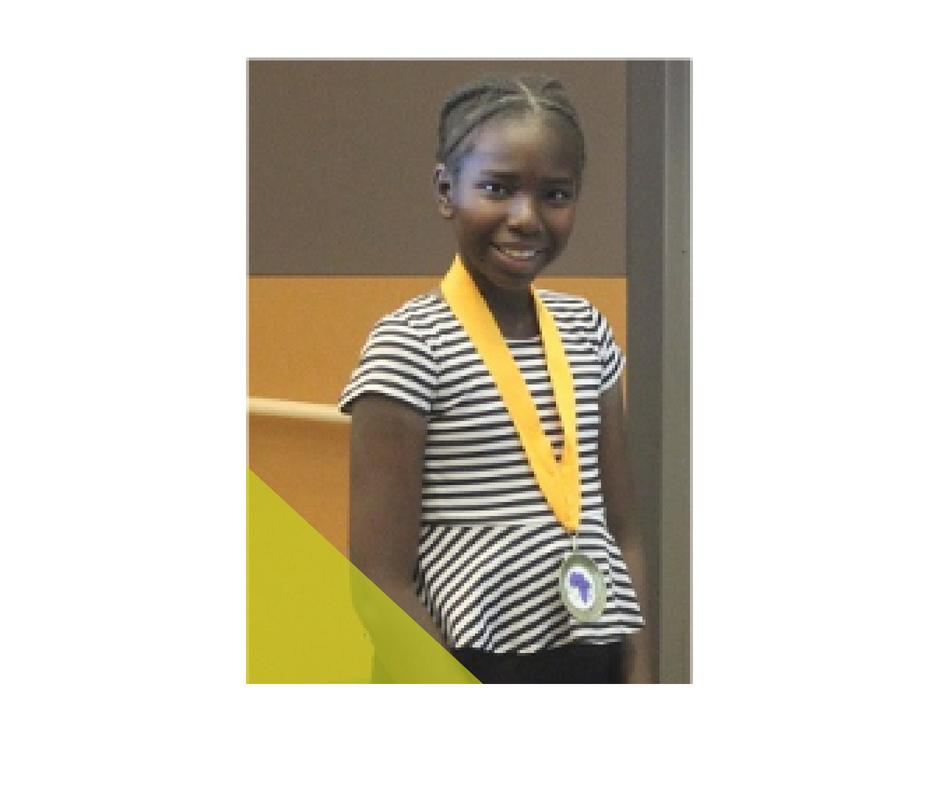 Rita Alimas - Level I - 2018 State Champion